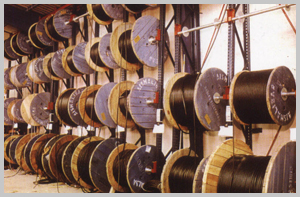 Reel / Roll Storage Racking. & storage systems slotted angles pallet racks racks pallets ...